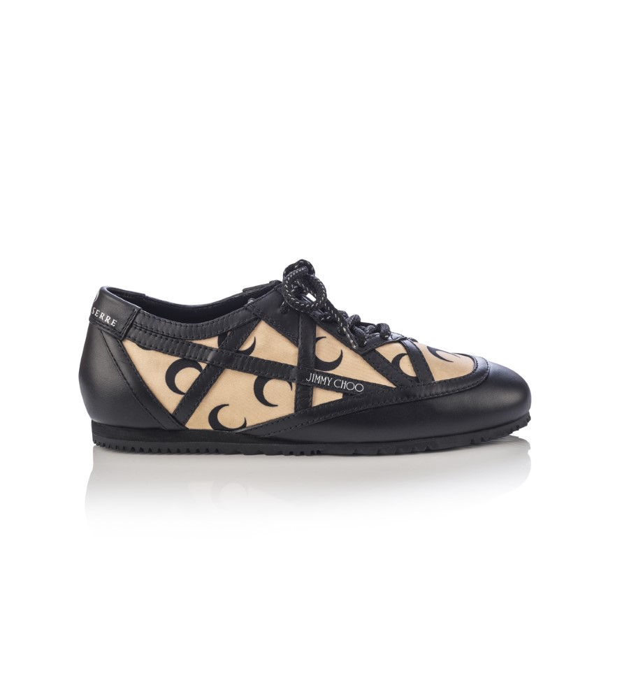 Marine Serre debuts first footwear collaboration with Jimmy Choo