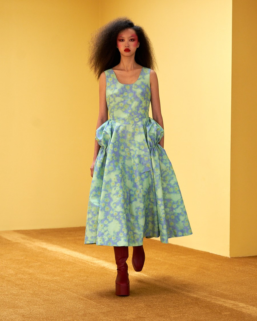 Molly Goddard Fall Winter 2021 - London Fashion Week