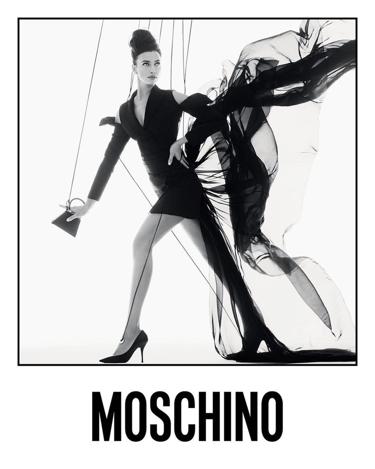 Moschino Spring Summer 2021 Campaign