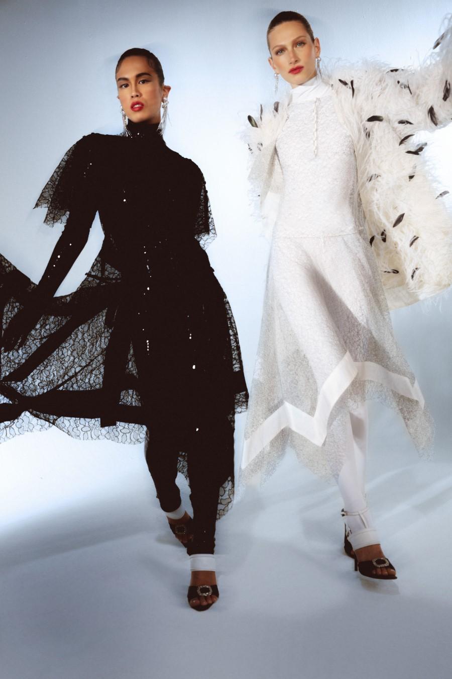 Prabal Gurung Fall Winter 2021 - New York Fashion Week