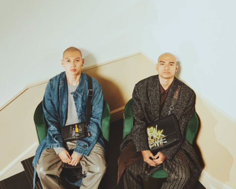 Silas Oo and Xdiq cover L'Officiel Hommes Malaysia Autumn Winter 2020 by Chuan Looi