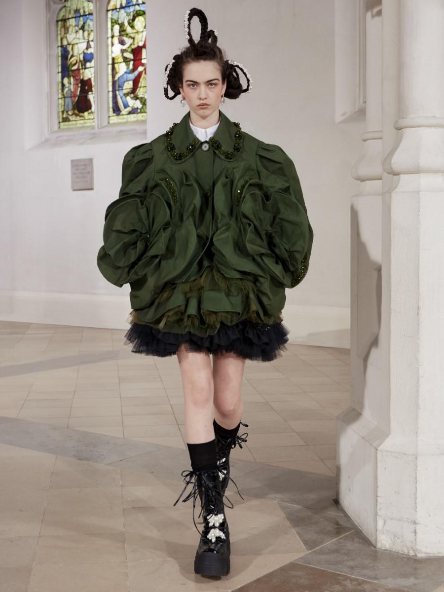 Simone Rocha Fall Winter 2021 - London Fashion Week