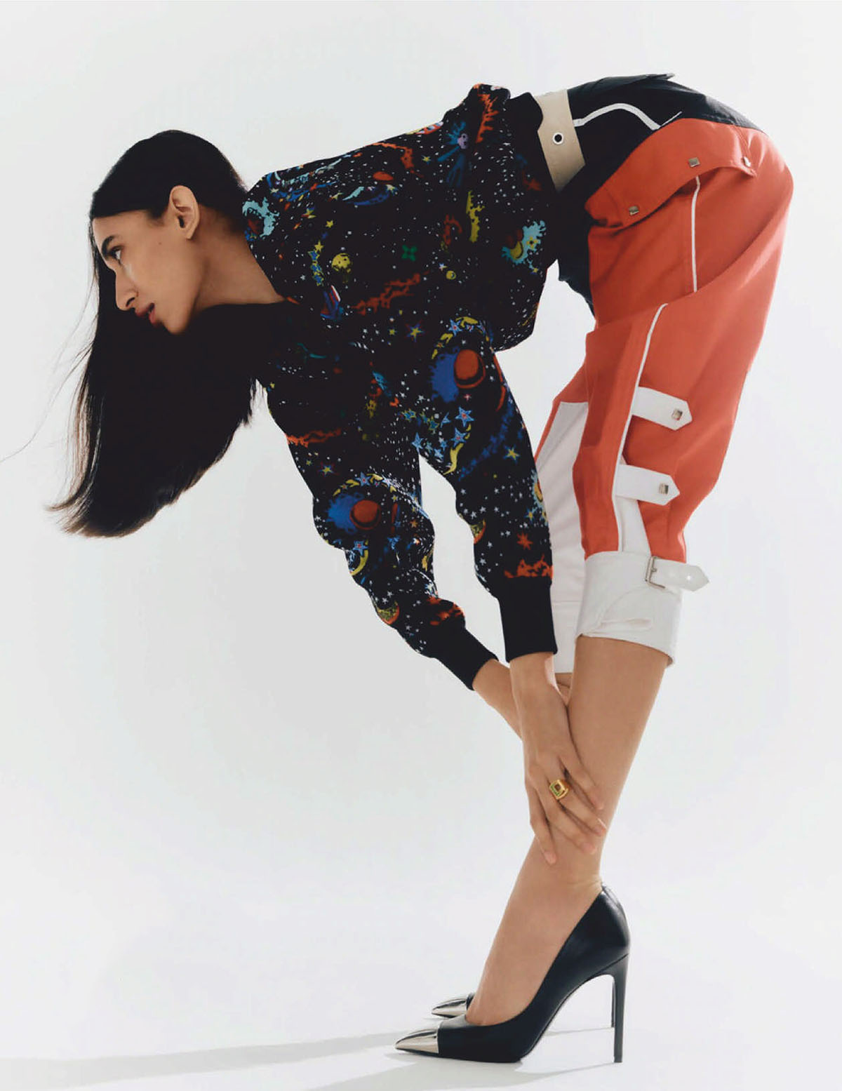''The Power of Pants'' by Petros for Vogue India February 2021
