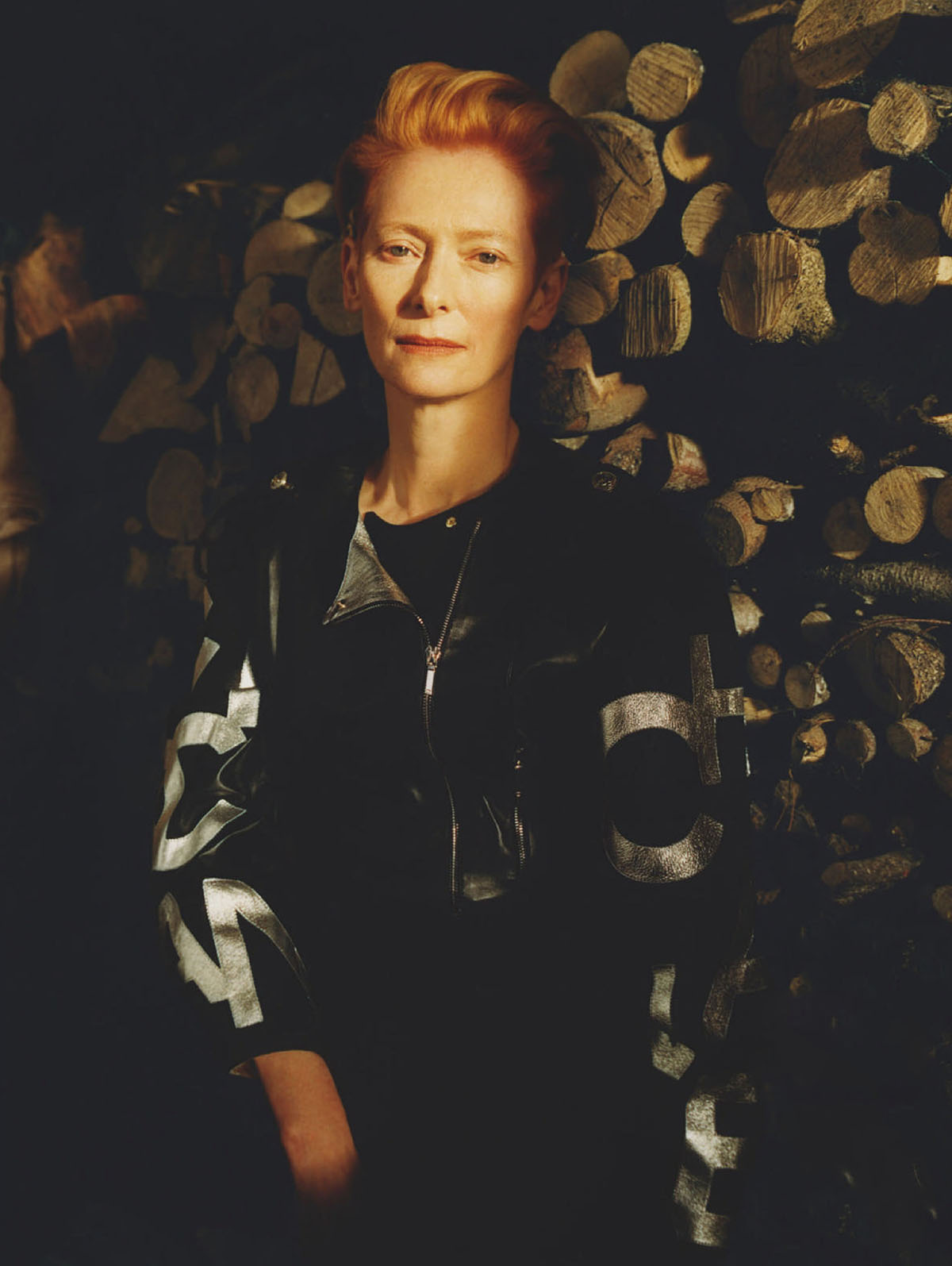 Tilda Swinton by Nikolai von Bismarck for British Vogue February 2021