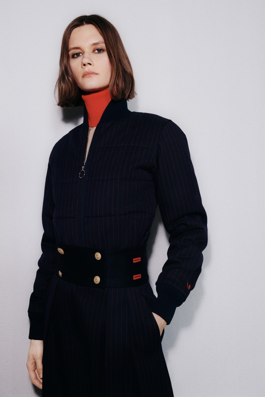 Victoria Beckham Fall Winter 2021 - London Fashion Week