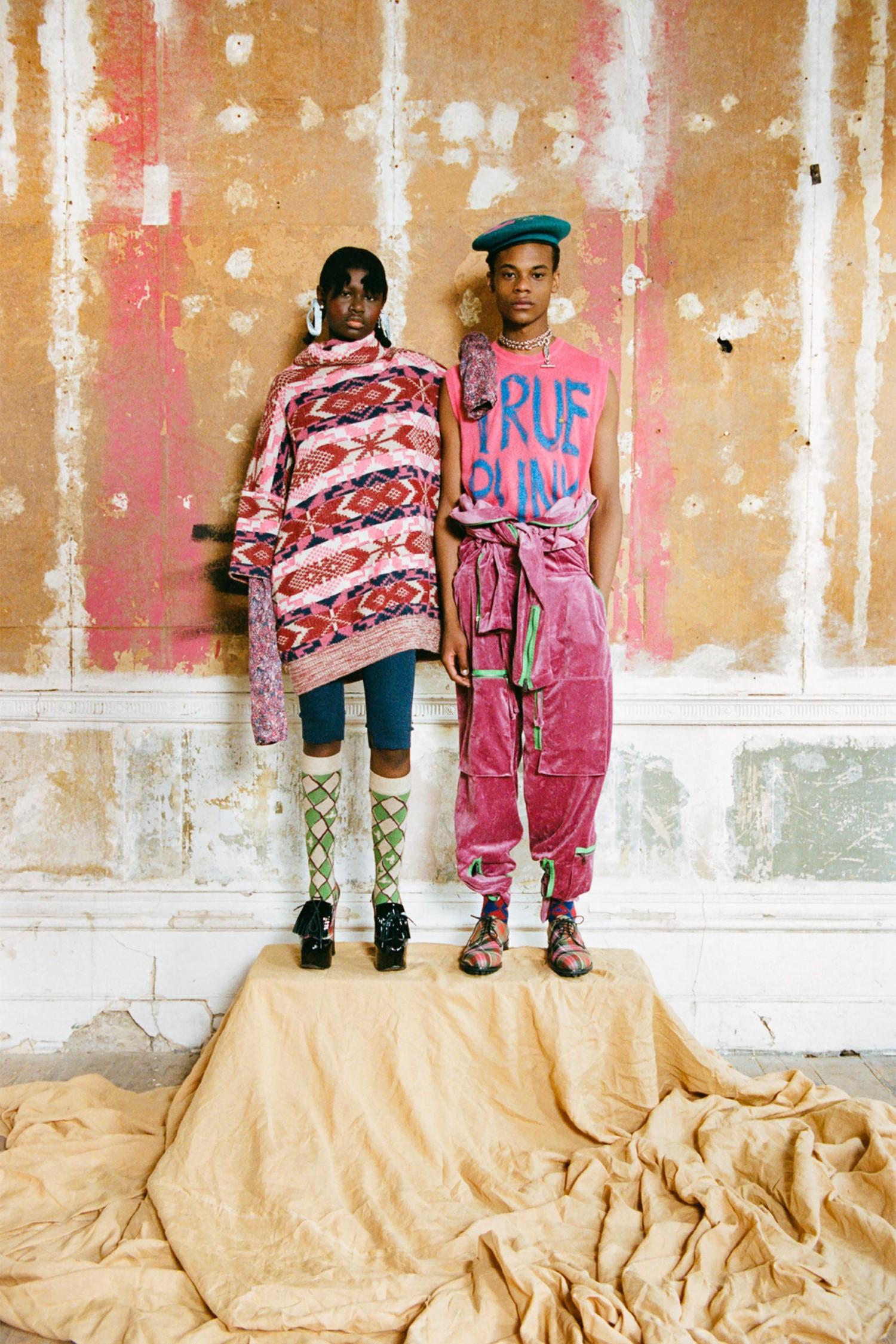 Vivienne Westwood Fall Winter 2021 - London Fashion Week