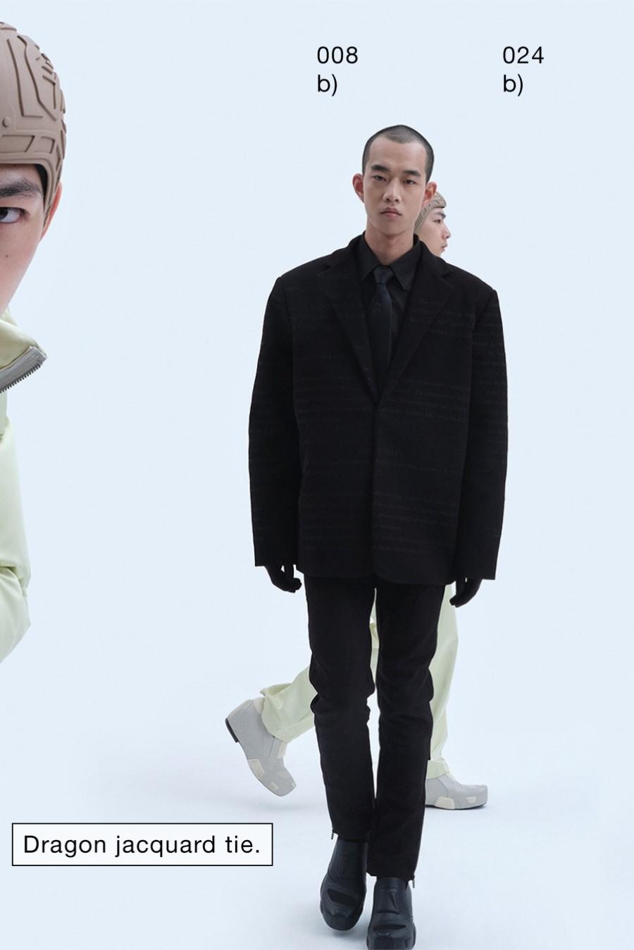 Xander Zhou Fall Winter 2021 - London Fashion Week