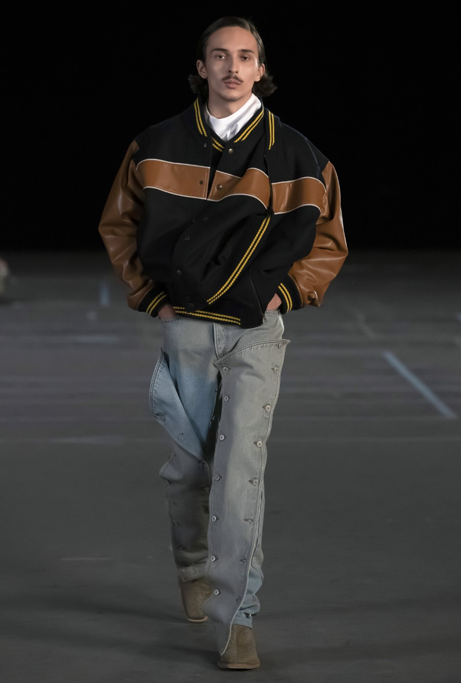 Y/Project Fall Winter 2021 – Paris Fashion Week Men's