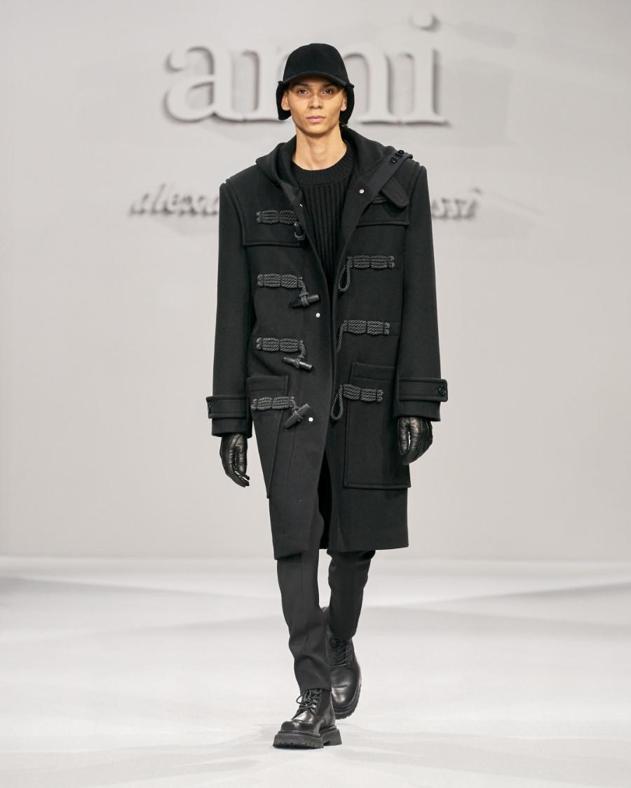 AMI Alexandre Mattiussi Fall Winter 2021