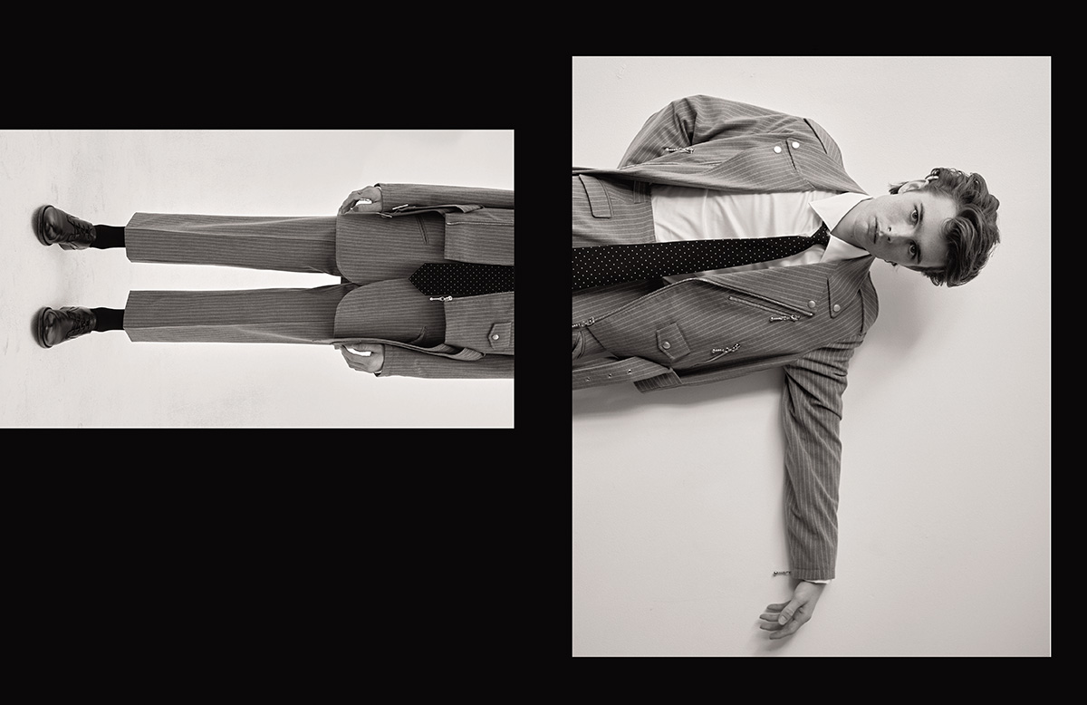 Aiden Yobear covers Man of Metropolis February 2021 by Dennis Stenild
