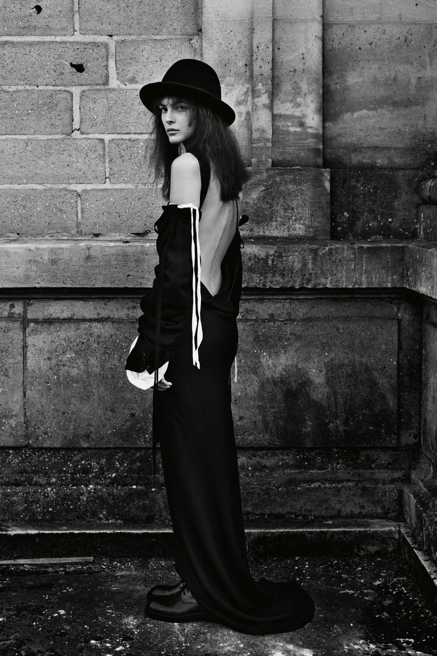 Ann Demeulemeester Fall Winter 2021 - Paris Fashion Week
