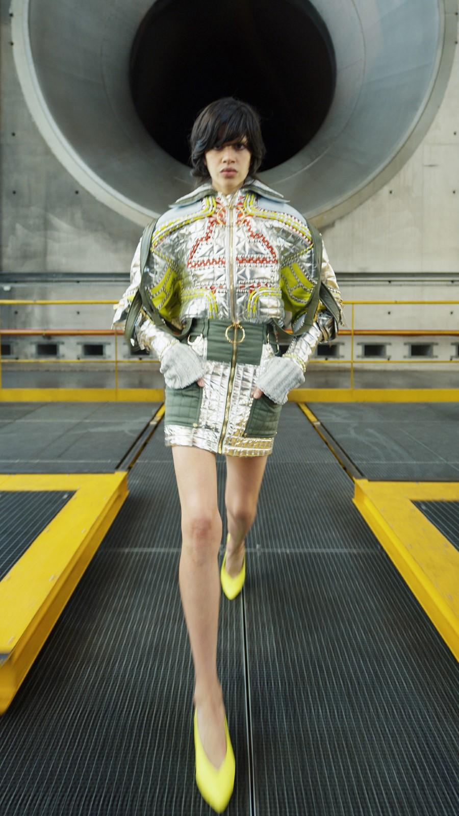 Balmain Fall Winter 2021 - Paris Fashion Week