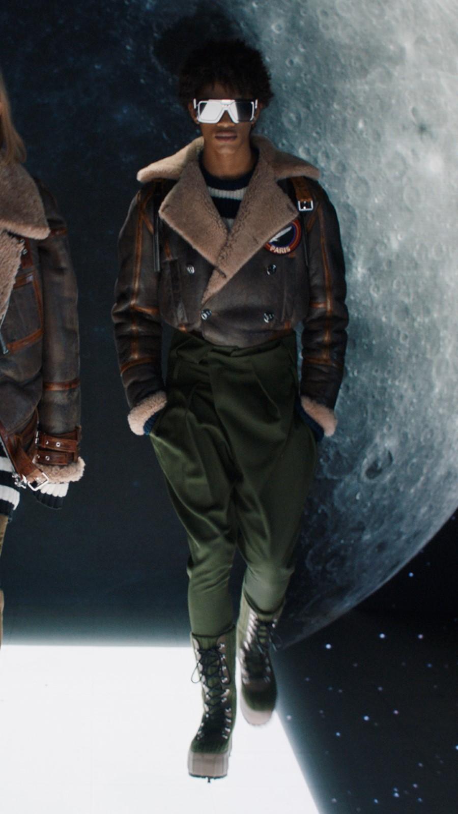 Balmain Men's Fall Winter 2021 - Paris Fashion Week
