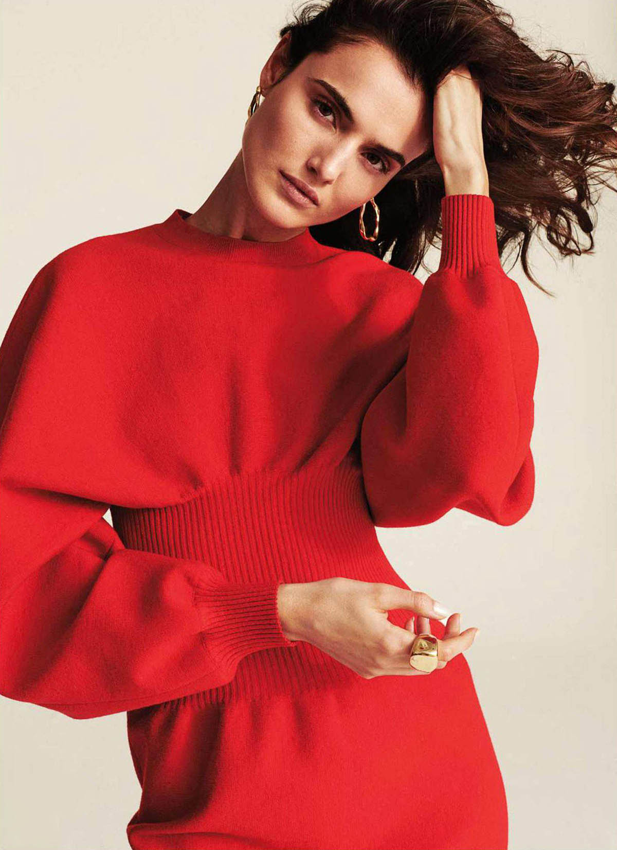 Blanca Padilla covers Elle France March 26th, 2021 by Philip Gay