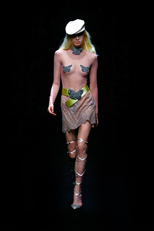Blumarine Fall Winter 2021 - Milan Fashion Week