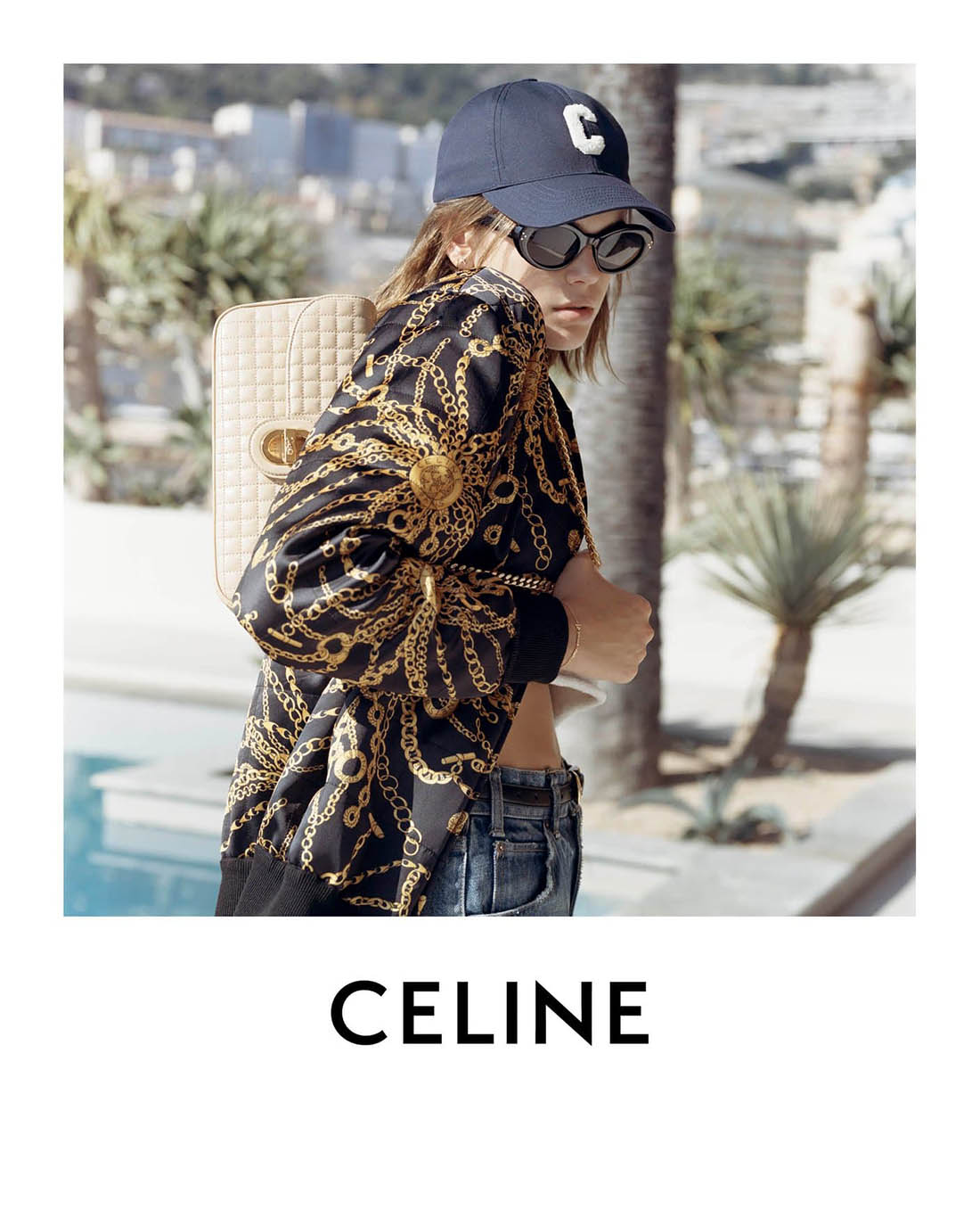 Celine Spring Summer 2021 Campaign