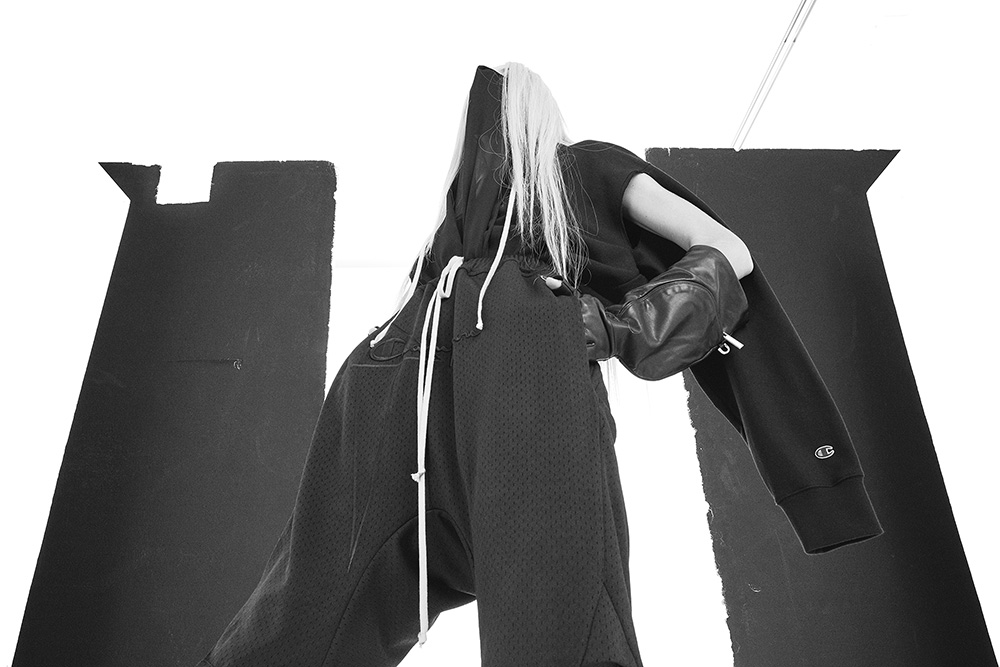 Champion and Rick Owens reunite for Spring Summer 2021 capsule