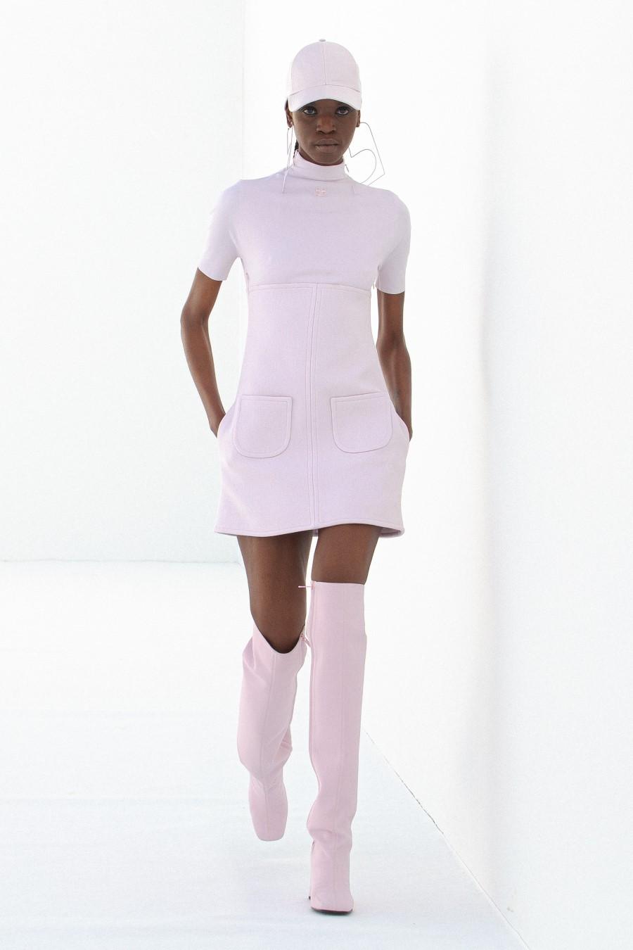 Courrèges Fall Winter 2021 - Paris Fashion Week