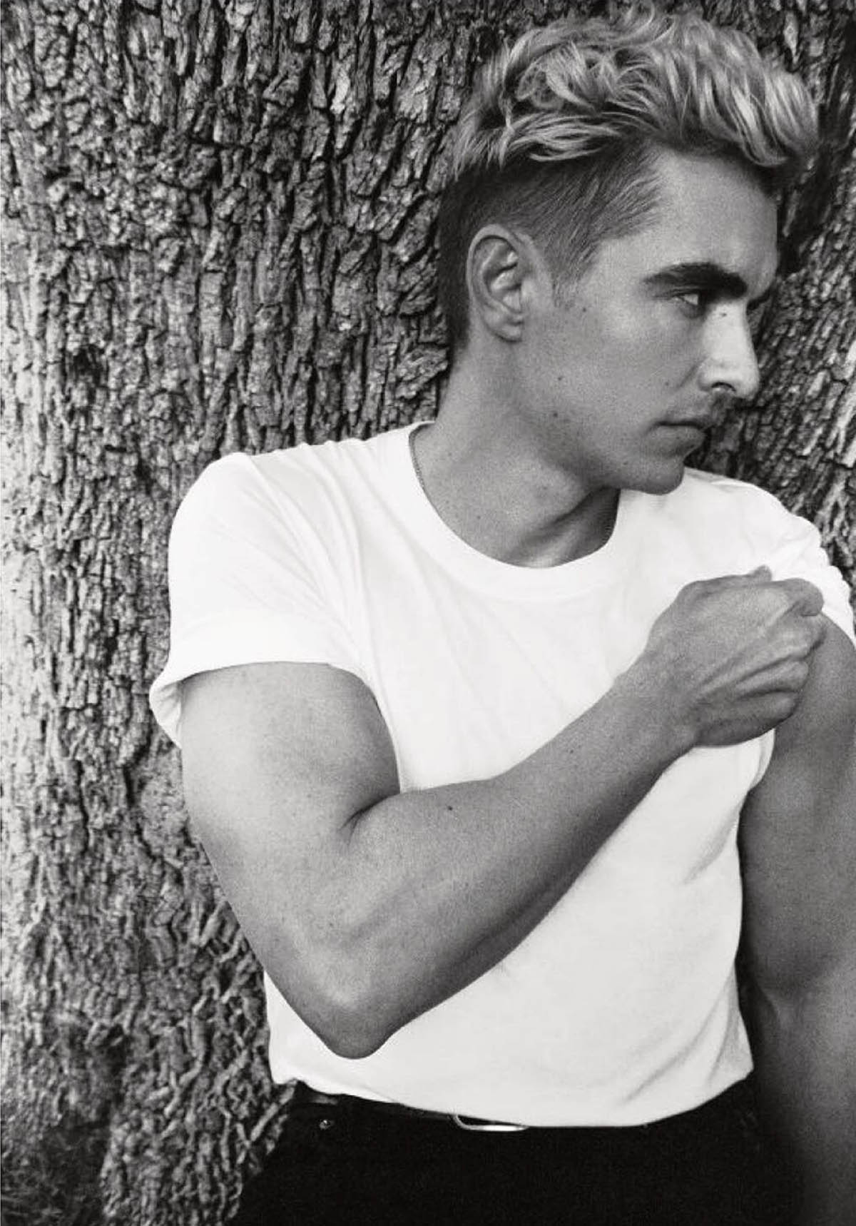 Dave Franco covers Icon Italia Issue 64 by Cameron McCool