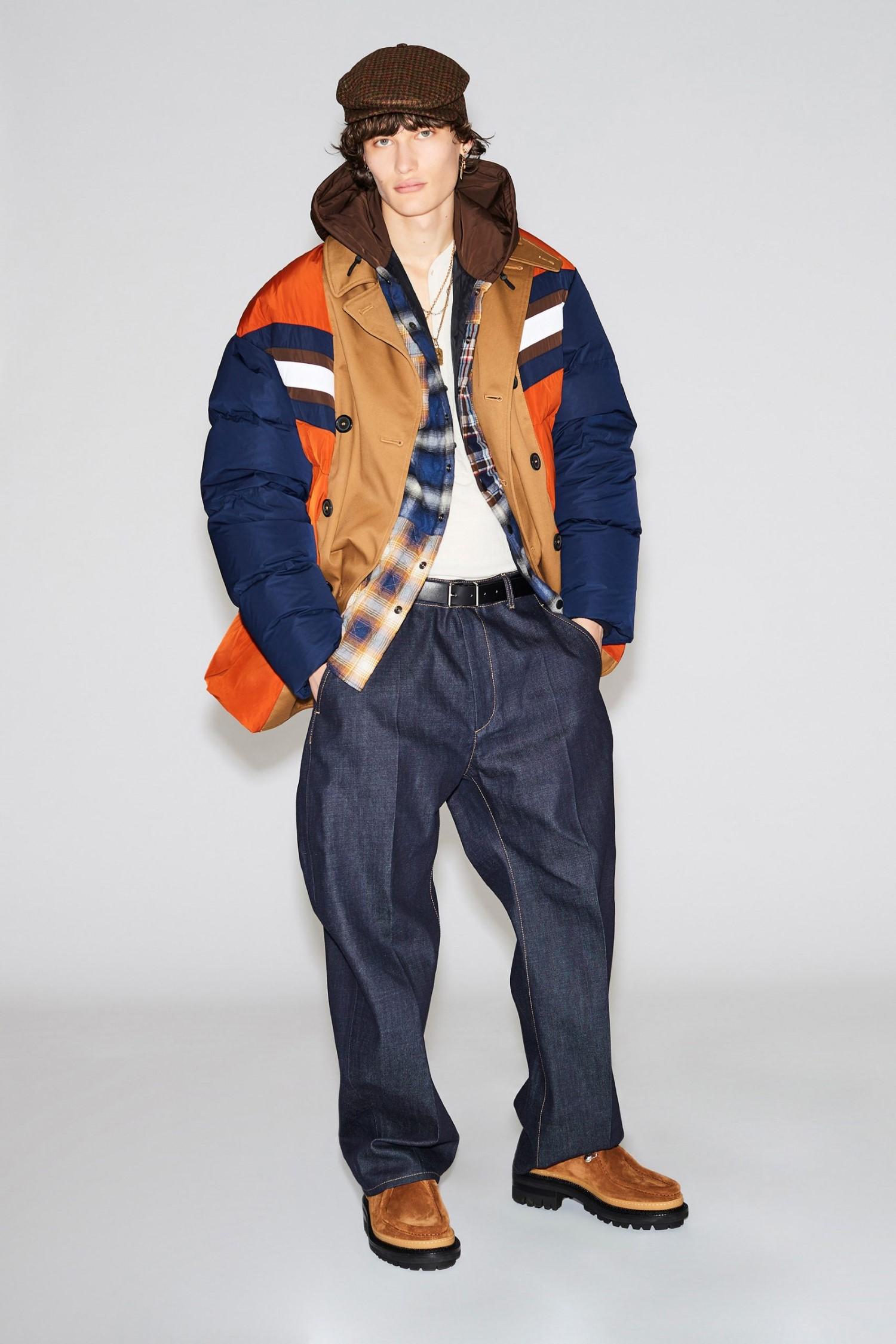 Dsquared2 Men's Fall Winter 2021 - Milan Fashion Week