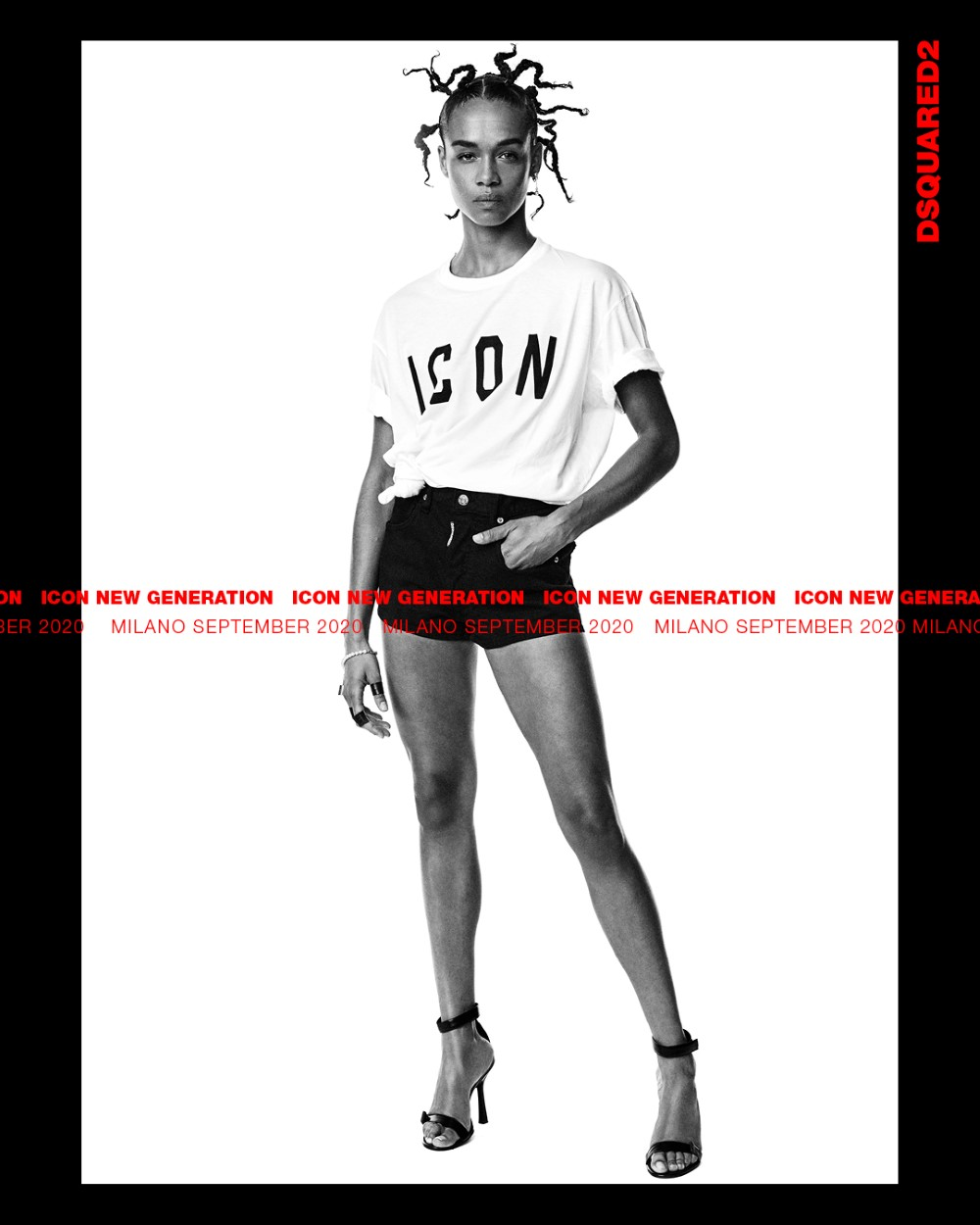 Dsquared2 Spring Summer 2021 Campaign