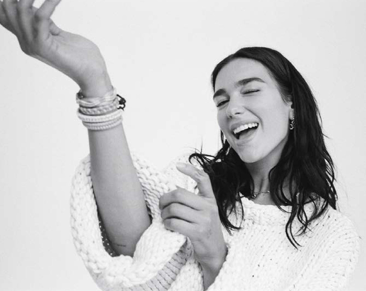 Dua Lipa covers M Le magazine du Monde March 27th, 2021 by Theo Wenner