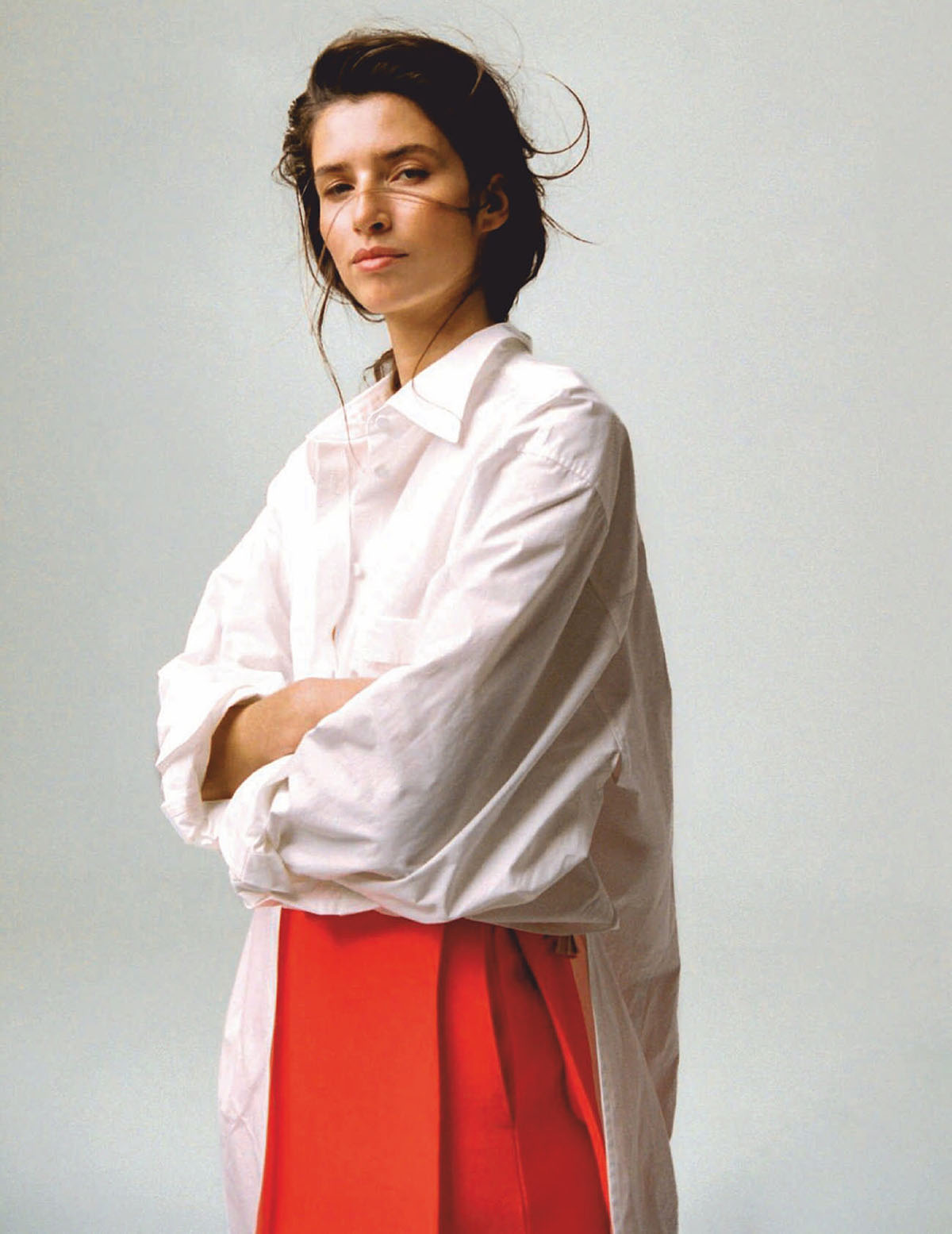 Eeva Lioni by Fede Delibes for Harper's Bazaar Spain March 2021