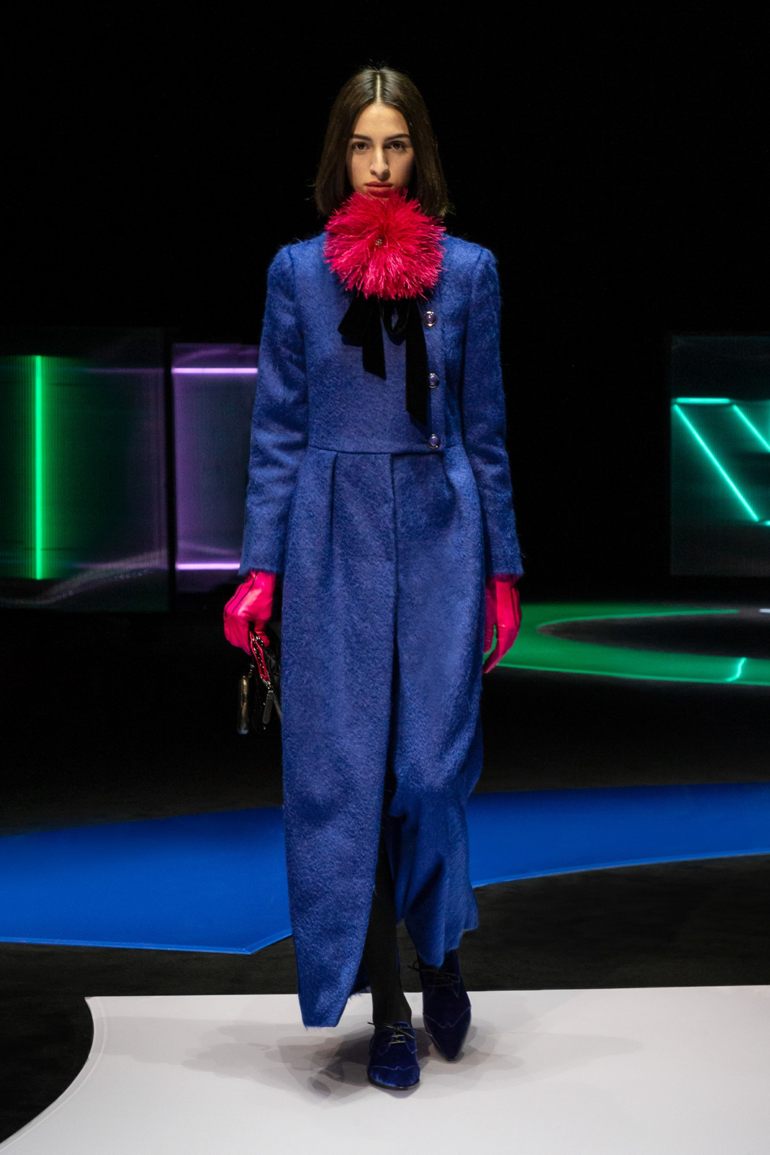 Emporio Armani Fall Winter 2021 - Milan Fashion Week