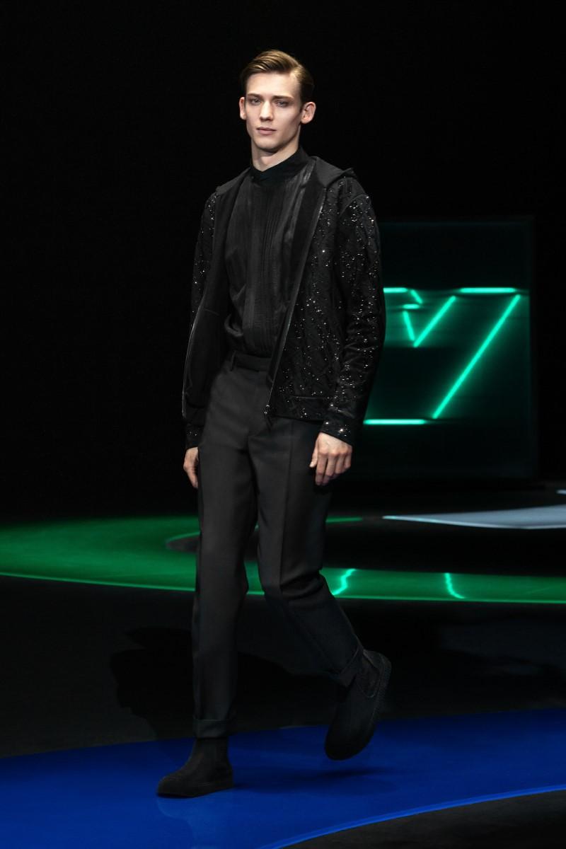 Emporio Armani Fall Winter 2021 - Milan Fashion Week