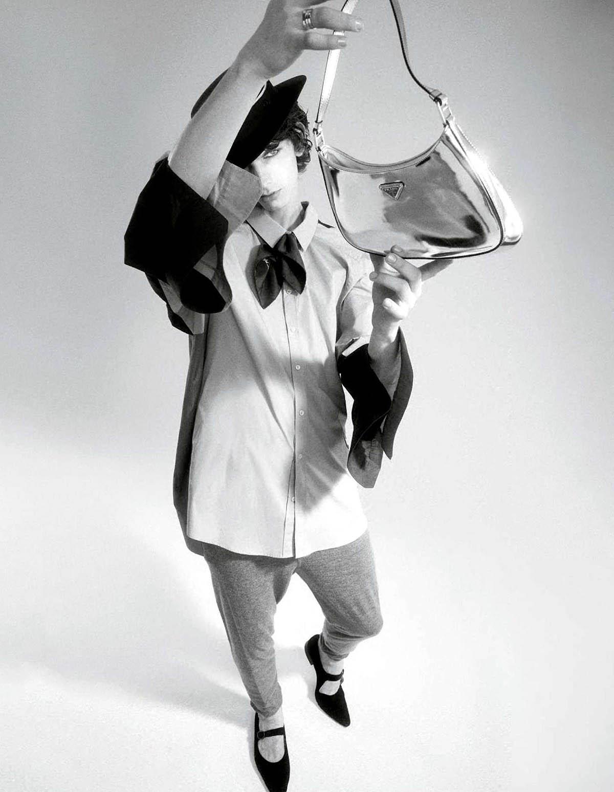 Erik van Gils and Paul-Alexandre Haubtmann by Julien Vallon for Elle France March 5th, 2021