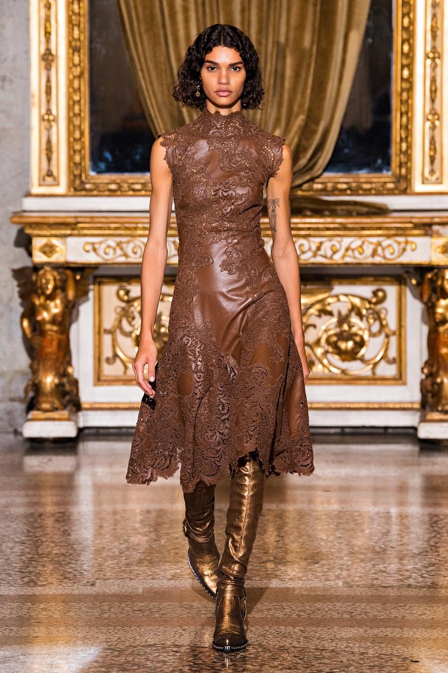 Ermanno Scervino Fall Winter 2021 - Milan Fashion Week