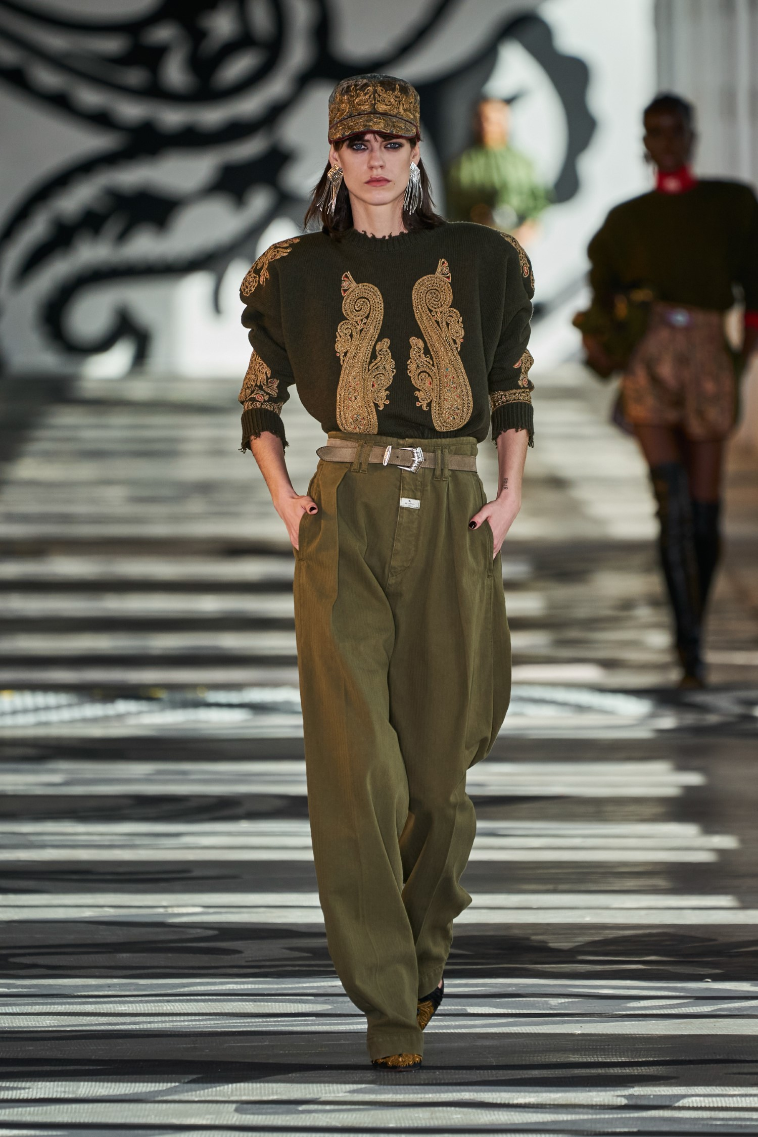 Etro Fall Winter 2021 - Milan Fashion Week