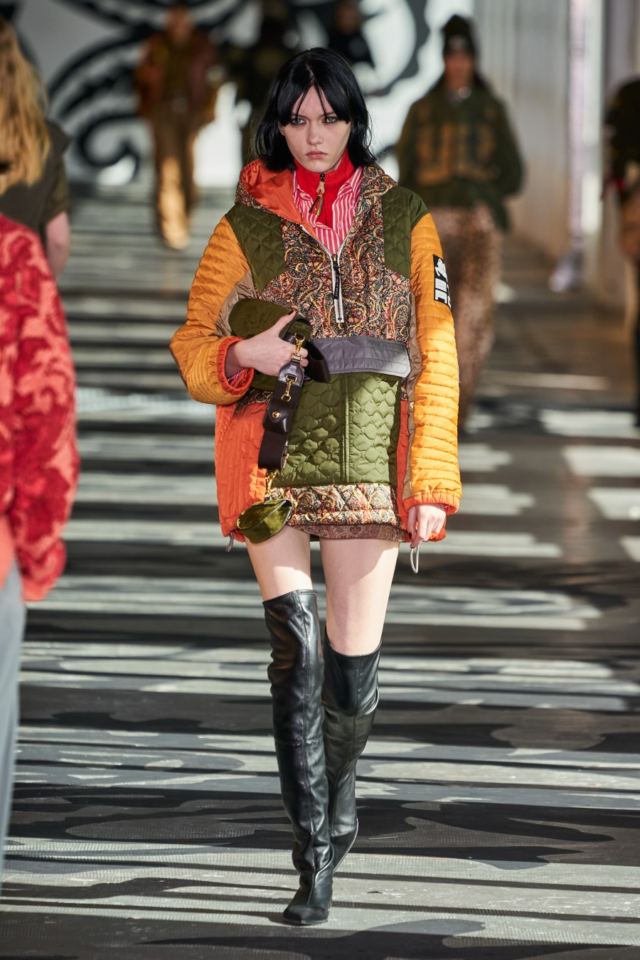 Etro Fall Winter 2021 - Milan Fashion Week
