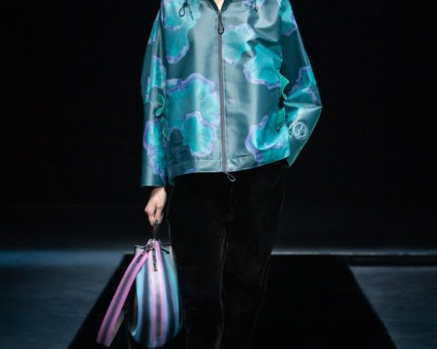 Giorgio Armani Fall Winter 2021 - Milan Fashion Week