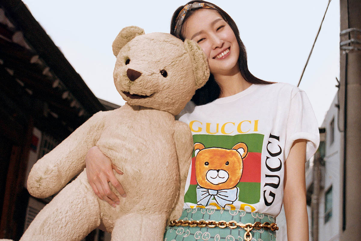 Gucci partners with K-Pop star Kai for capsule collection