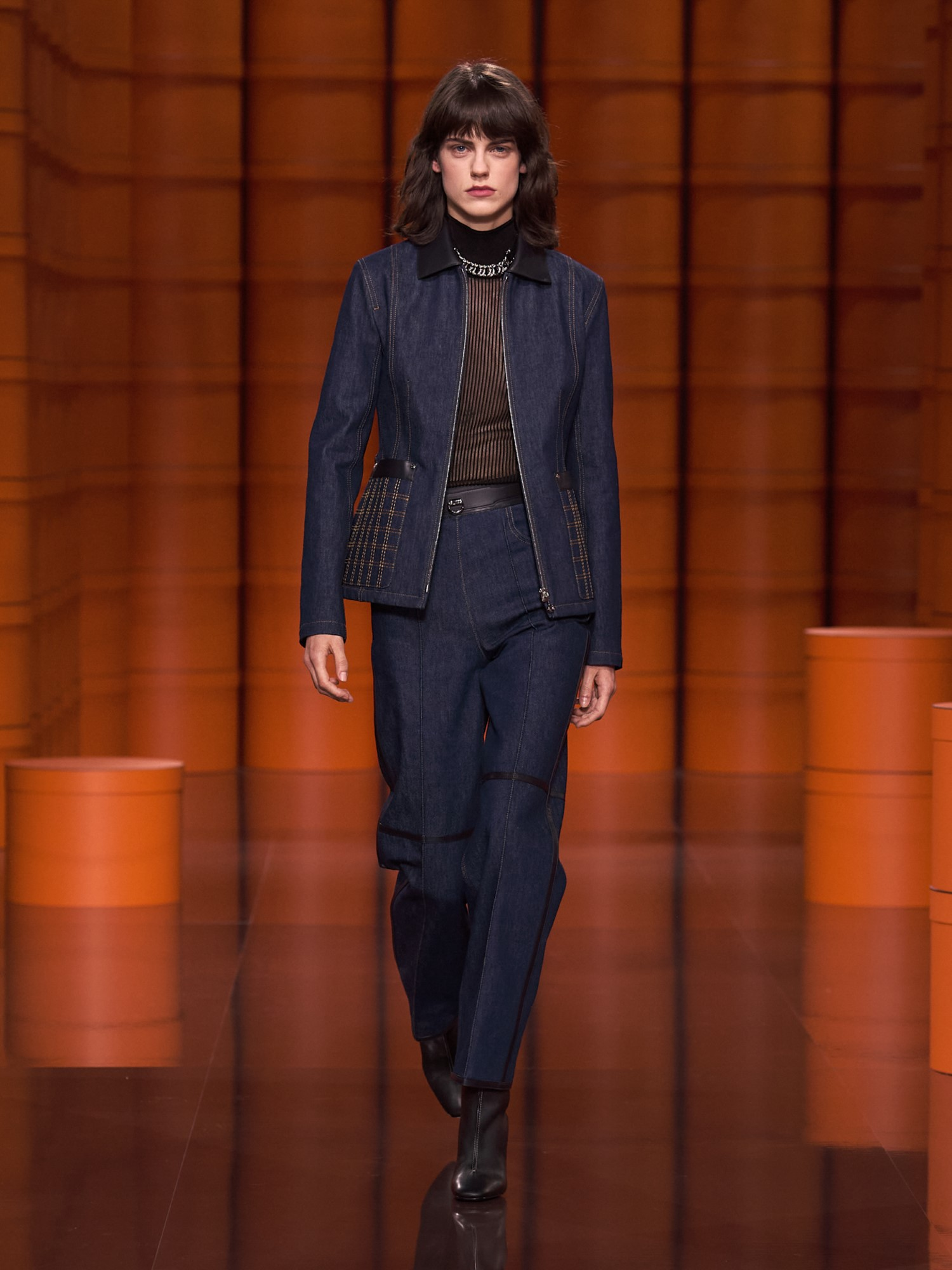 Hermès Fall Winter 2021 - Paris Fashion Week