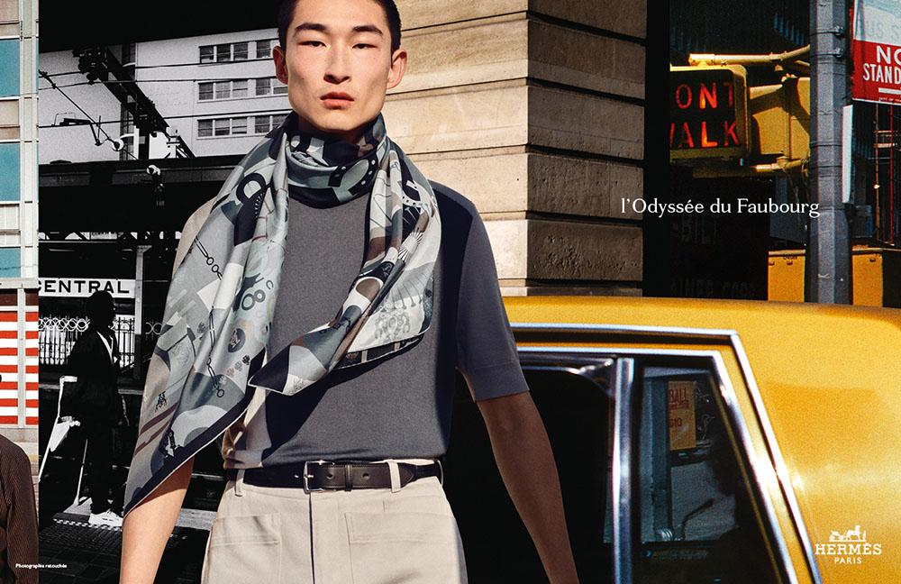 Hermès Spring Summer 2021 Campaign