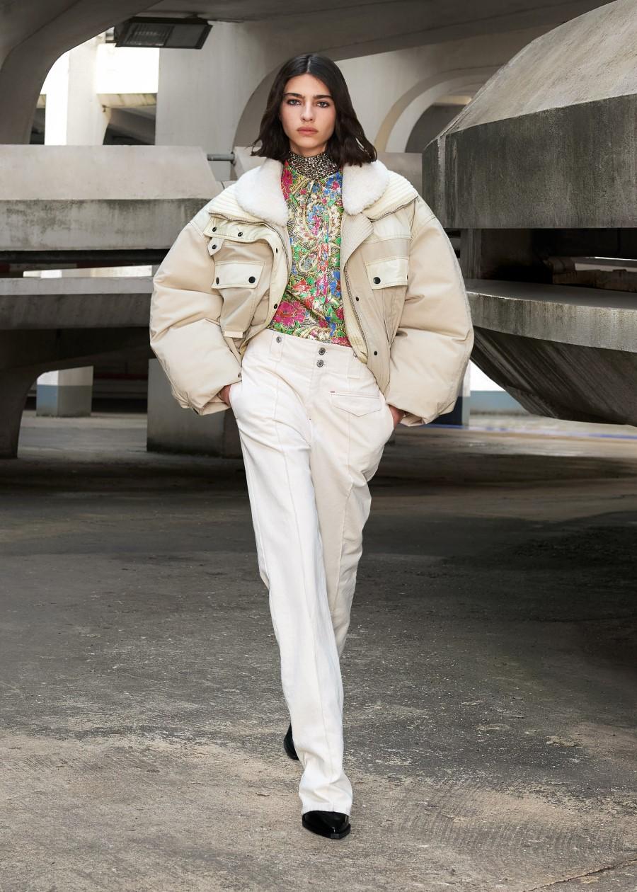 Isabel Marant Fall Winter 2021 - Paris Fashion Week