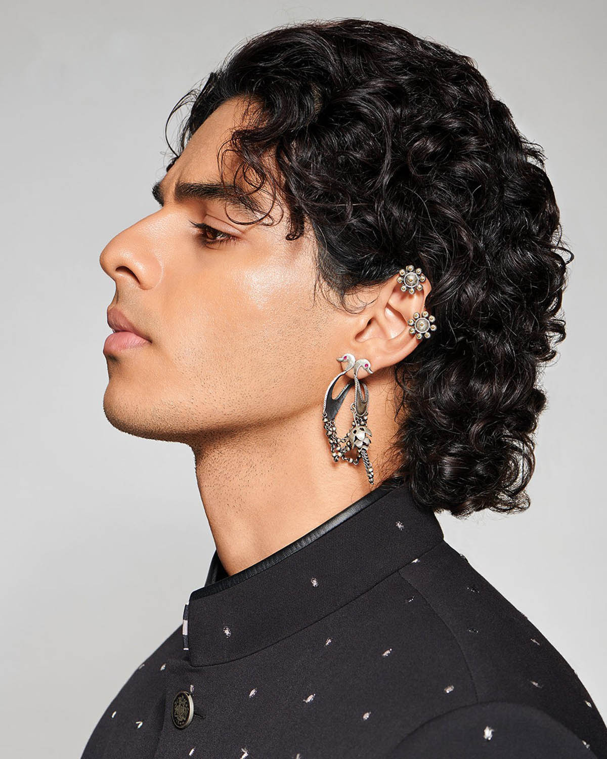 Ishaan Khatter covers GQ India March 2021 by The House of Pixels