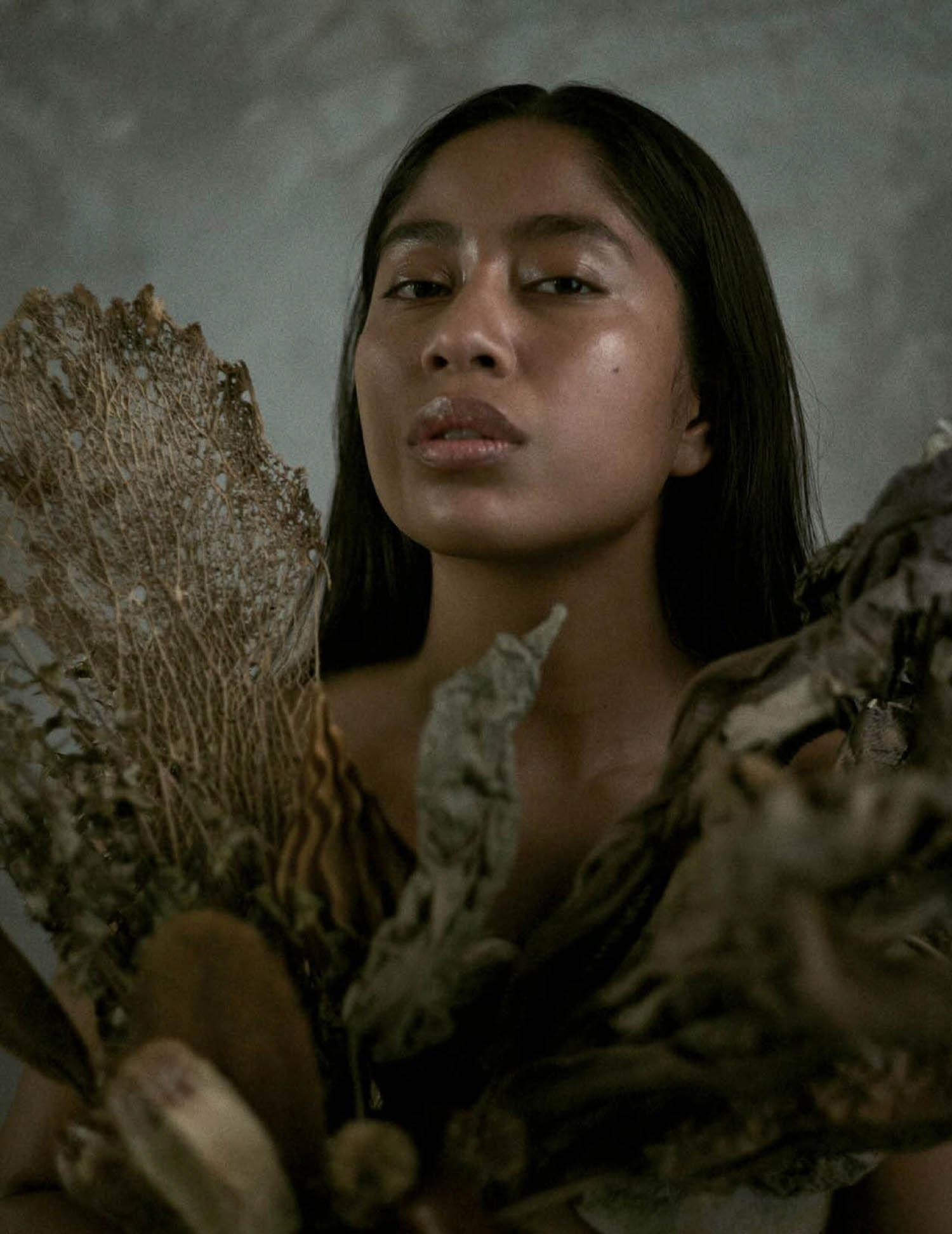 Karen Vega by Mauricio Sierra for Vogue Mexico & Latin America March 2021