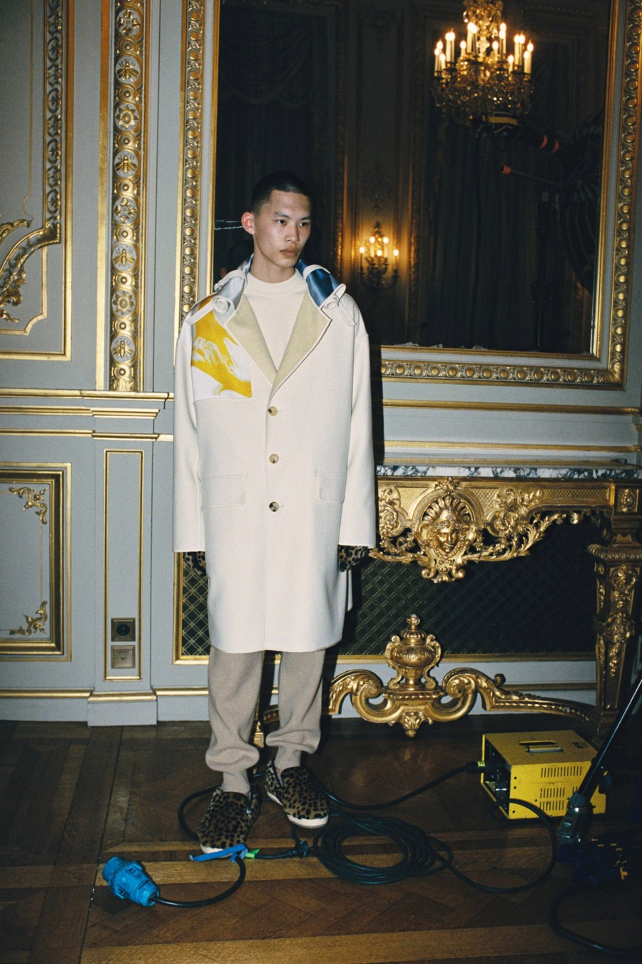 Lanvin Men's Fall Winter 2021 - Paris Fashion Week