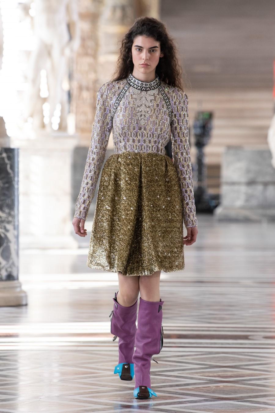 Louis Vuitton Fall Winter 2021 - Paris Fashion Week