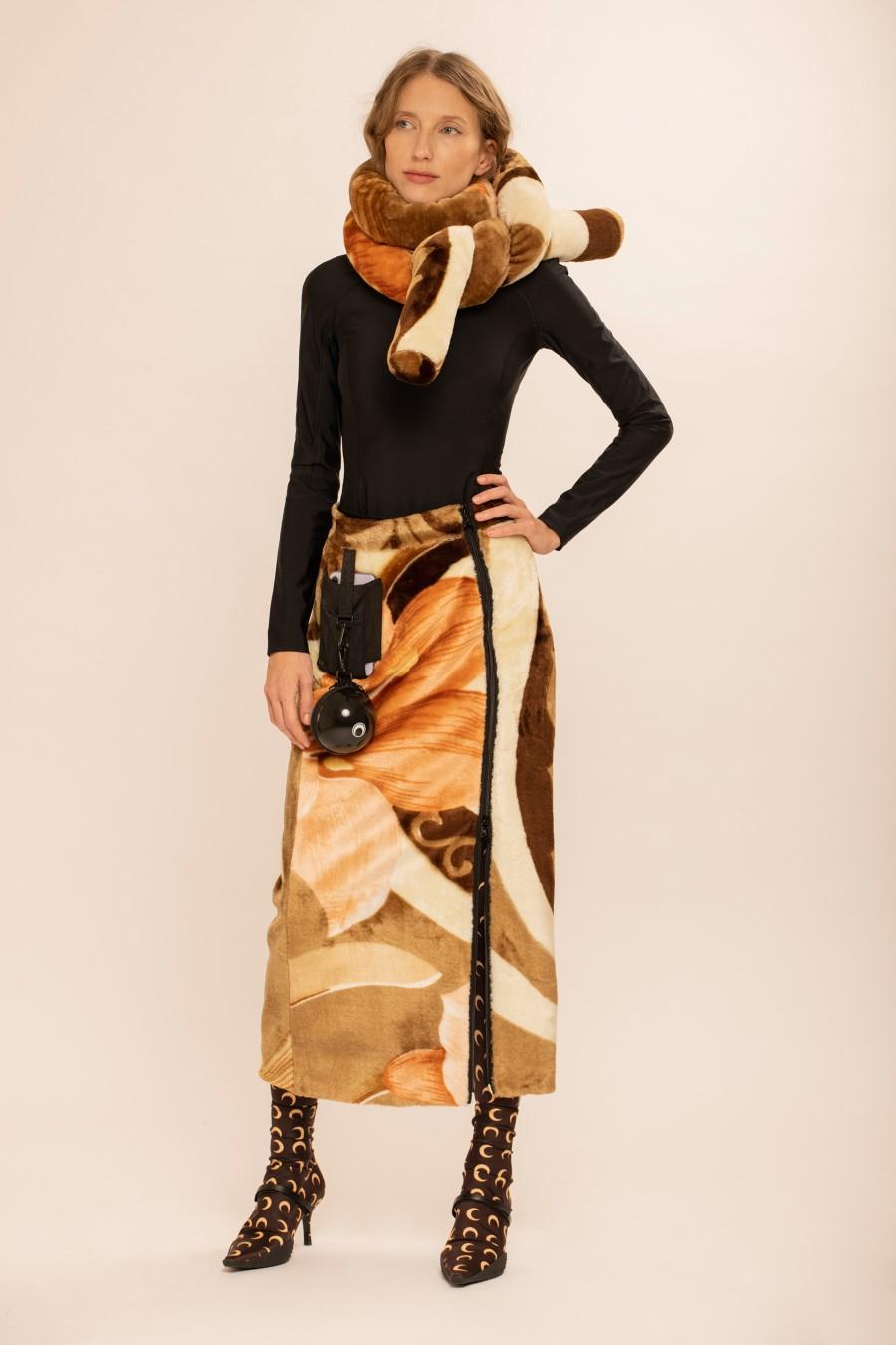 Marine Serre Fall Winter 2021 - Paris Fashion Week