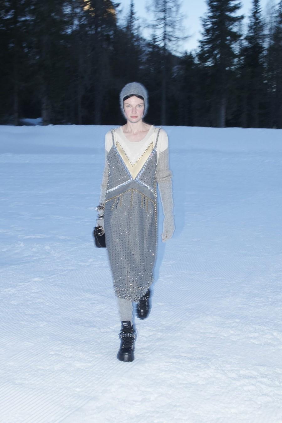 Miu Miu Fall Winter 2021 - Paris Fashion Week