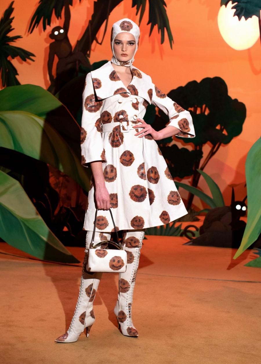 Moschino Fall Winter 2021 - Milan Fashion Week