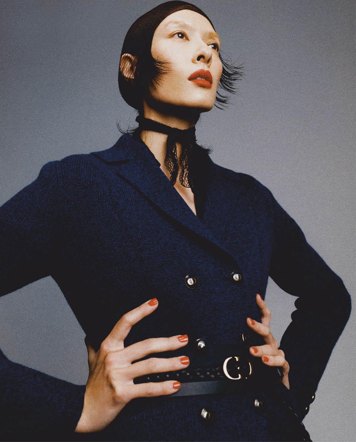 ''New Season'' by Zhong Lin for Vogue Taiwan March 2021