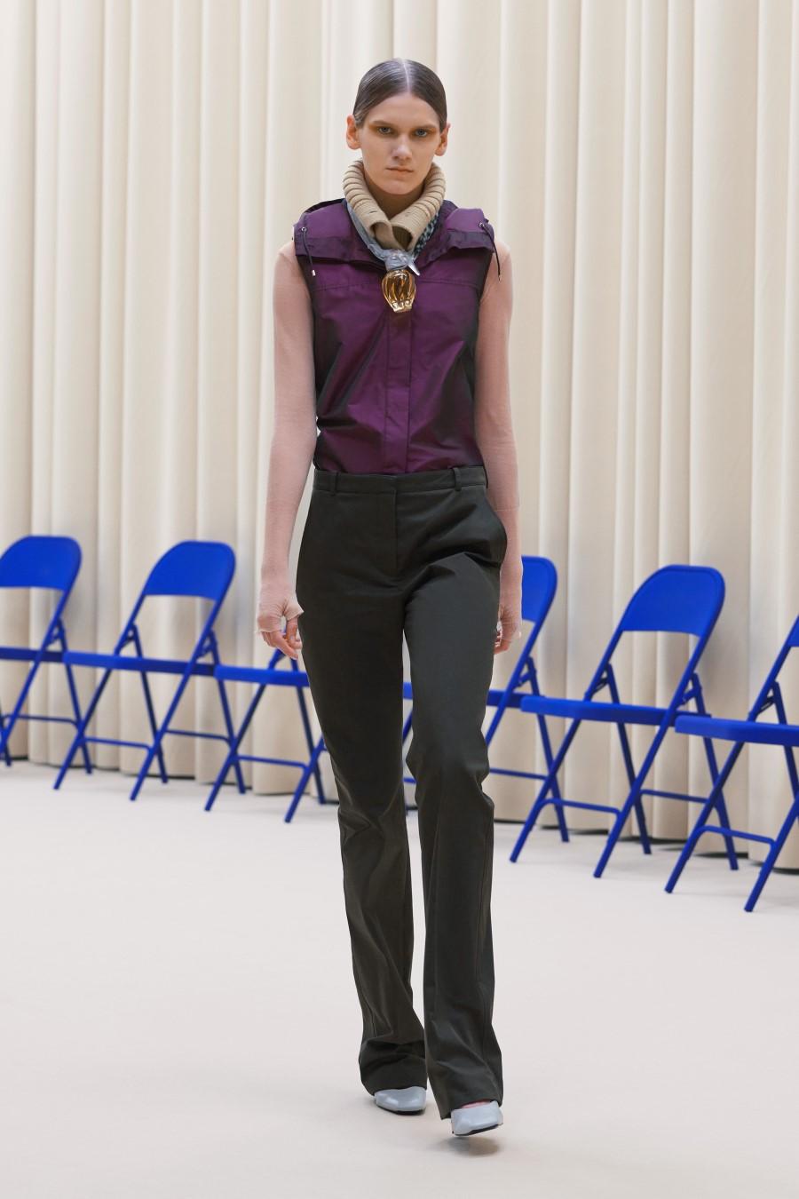 Nina Ricci Fall Winter 2021 - Paris Fashion Week