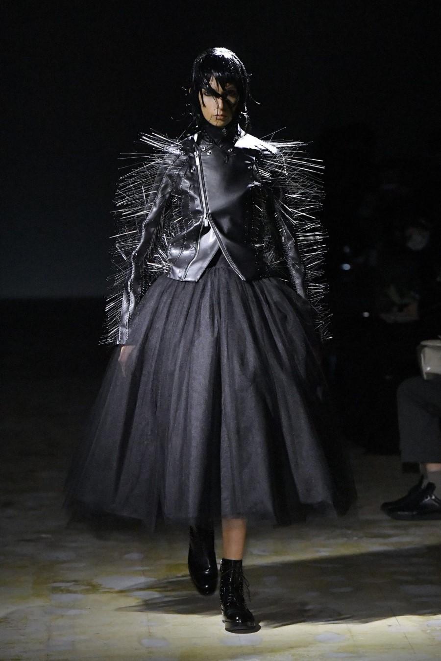 Noir Kei Ninomiya Fall Winter 2021 - Tokyo Fashion Week