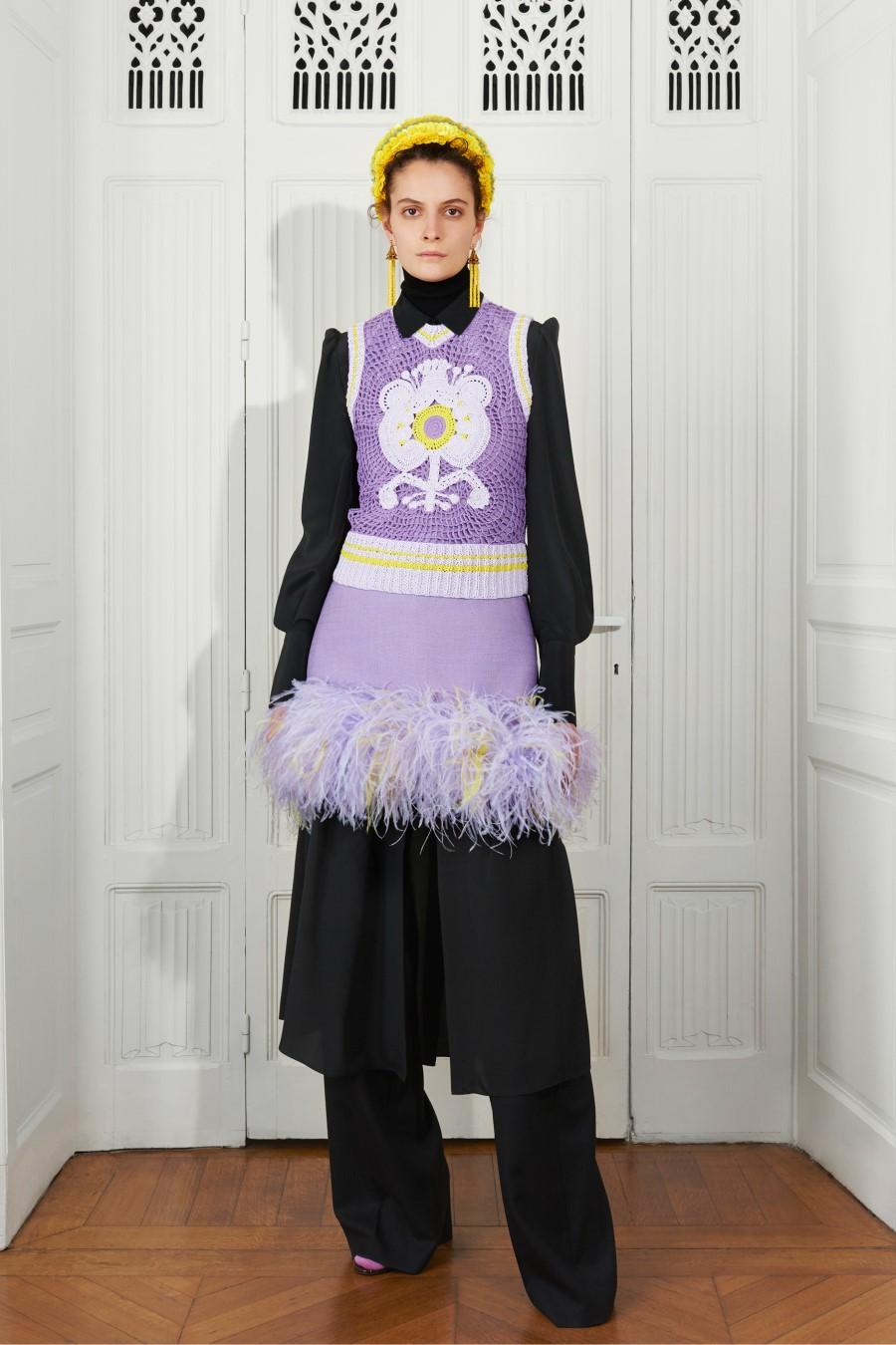 Patou Fall Winter 2021 - Paris Fashion Week