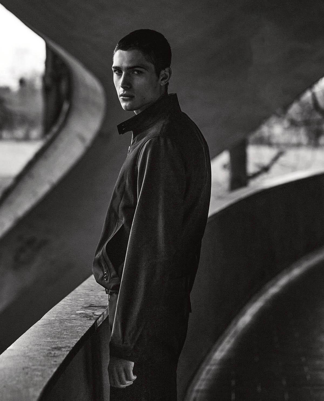 Paul Fontanier by Van Mossevelde + N for Icon Italia Issue 64